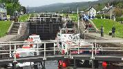 Fort Augustus lock gates